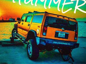H2  07,HUMMER,LUXPXG三井D車のカスタム事例画像 ヨシクマ🇺🇸🍍さんの2020年03月28日19:35の投稿