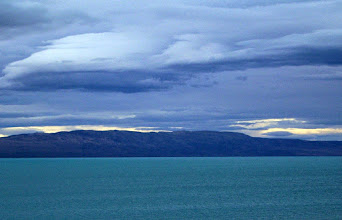 Photo: Lago Argentino, a study in blue