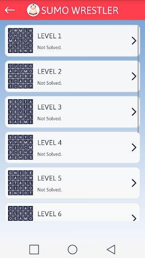 Word Puzzle - Word Games Offline 1.8 screenshots 11