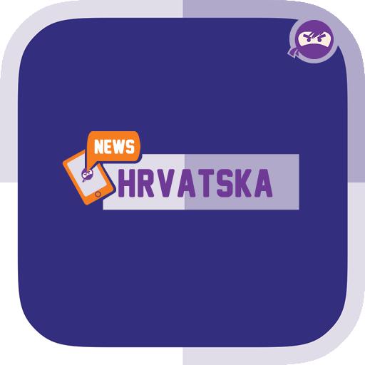 Vijesti iz Hrvatske 新聞 App LOGO-硬是要APP
