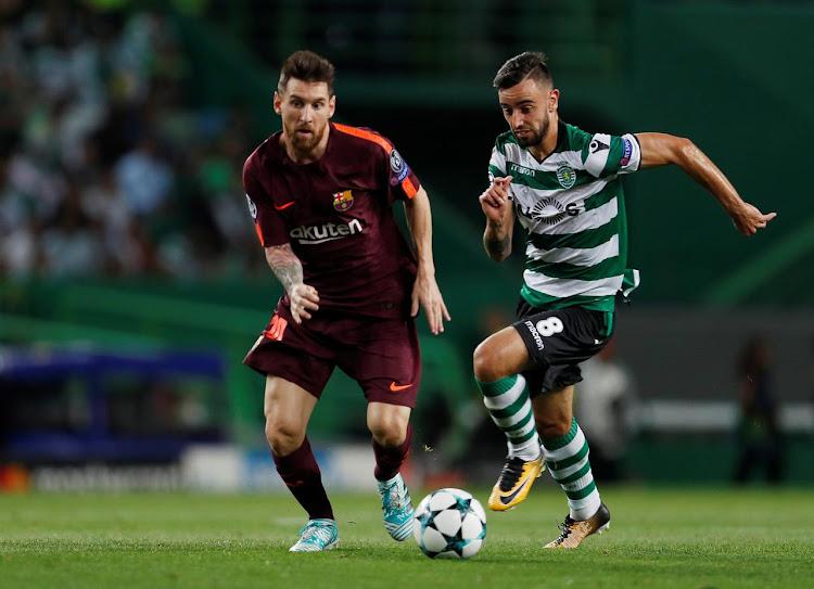 Fernandes Asks Sporting To Let Him Join Spurs