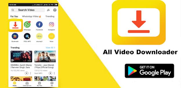Snaptubè – All Video Downloader 1