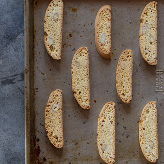 Baked Almond Biscotti Recipe