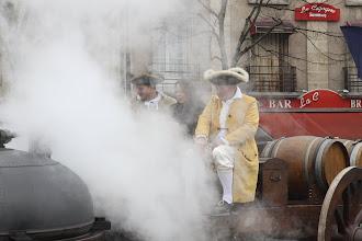 Photo: ... vapeur & fumée...