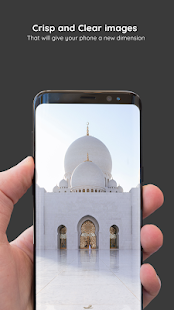 Mosque Wallpapers 4K PRO 🕌 HD Backgrounds Screenshot