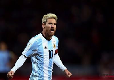 Le coup franc sensationnel de Lionel Messi
