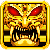 Temple Endless Run Magic Gems