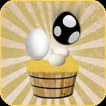 Eggs Catcher Game Icon