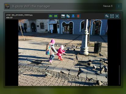 App X-plore File Manager APK for Windows Phone
