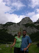 Photo: Us in Sutjeska NP