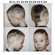 Trendy and Cool Haircut for Little Boy