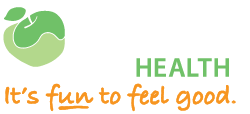 Jigsaw Health It's Fun To Feel Good (white logo)