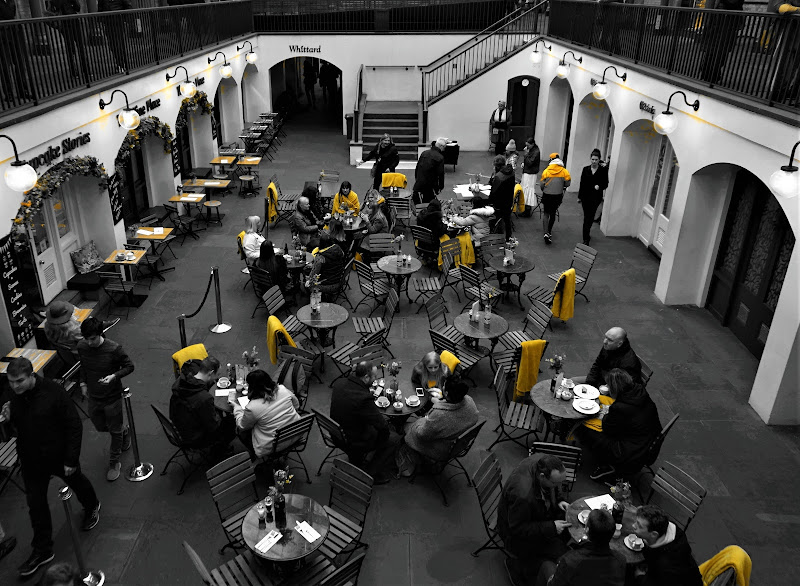 Covent Garden Pantone di sachilli