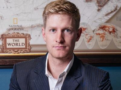 Emile Van Den Berg, Managing Director, Upper Sigma.
