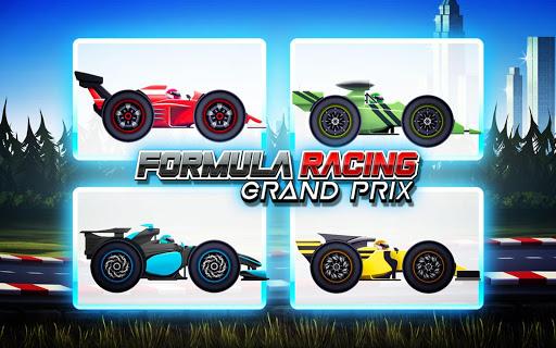 Fast Cars: Formula Racing Grand Prix screenshot 2