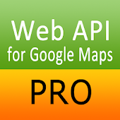 Web API for Google Maps