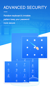 LOCKit - App Lock, Photos Vault, Fingerprint Lock- screenshot thumbnail