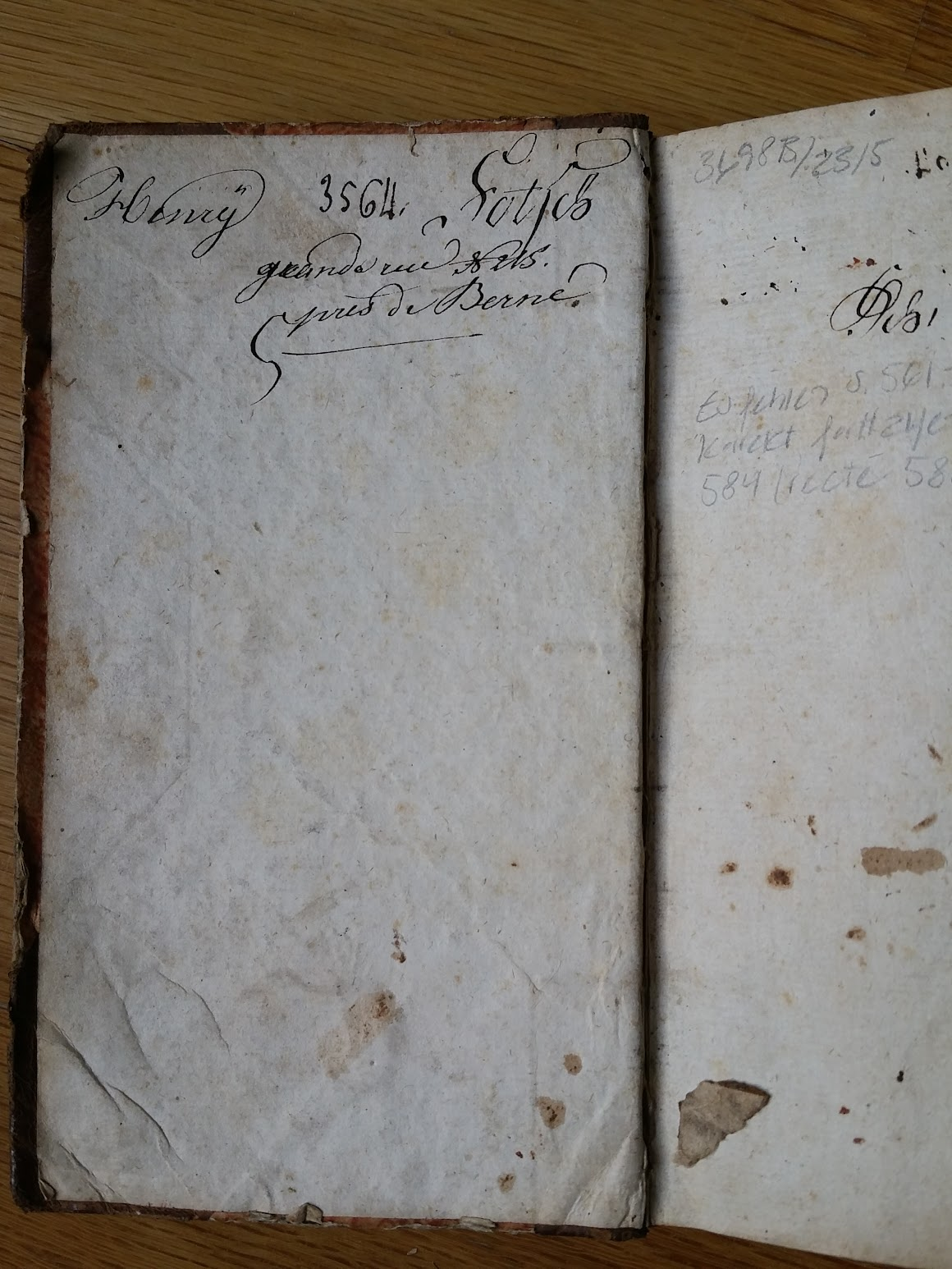 Johann Martin Miller - Briefwechsel dreyer akademischer Freunde - Band I (1778) - Band II (1779)