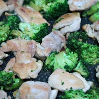 Broccoli & Chicken Stir Fry Recipe – Low Carb, Keto & Paleo.
