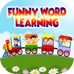 Funny Word Learning icon