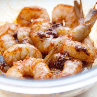 Buffalo Hot Shrimp Recipe