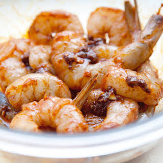 Buffalo Hot Shrimp.