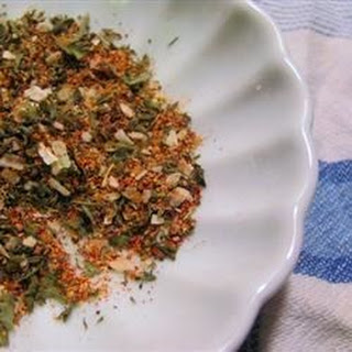 Dry Ranch Style Seasoning for Dip or Dressing.