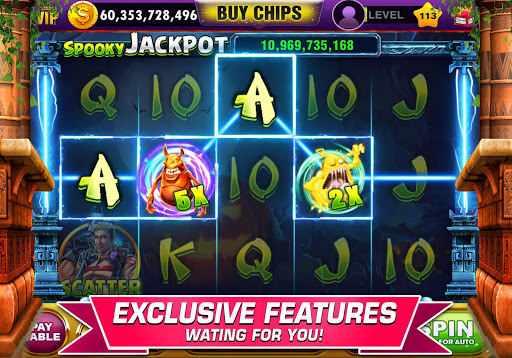 Slots : FREE Vegas Slot Machines - 7Heart Casino! 1.71 screenshots 24