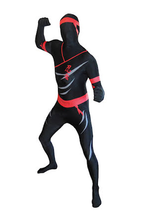 Morphsuit, ninja