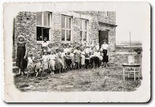Photo: Uczniowie szkoły w Zabielu