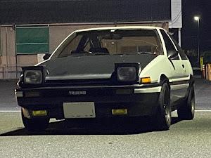 スプリンタートレノ AE86 鹿屋のハチロクのカスタム事例画像 イッコーさんの2020年11月26日00:57の投稿