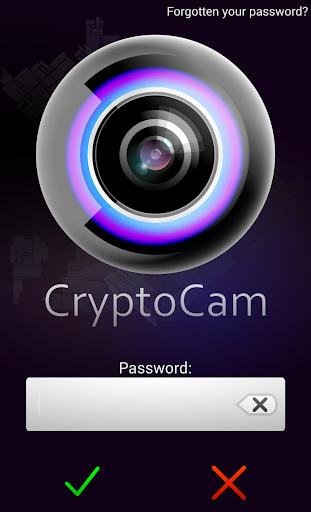 CryptoCam – 安全相机