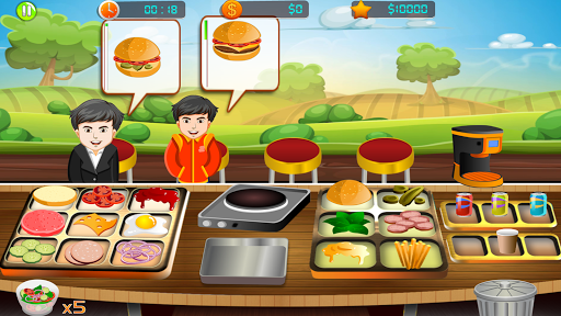Cooking Expert 2019 : Fastest Kitchen Game android2mod screenshots 5