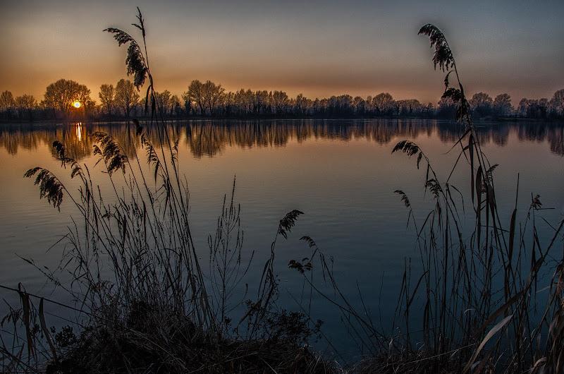 Atmosfere sul lago di Gian Piero Bacchetta