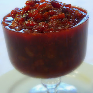 The Best Cranberry-Tangerine Chutney