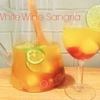 White Wine Sangria.