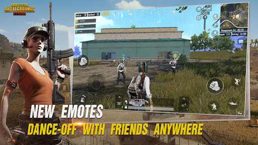 PUBG MOBILE 0.7.0 screenshots 3