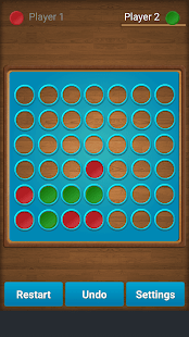 connect 4 in a row - náhled