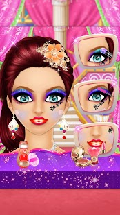 Girl Spa Salon Makeup dressup- screenshot thumbnail
