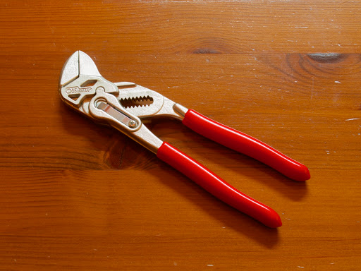Knipex 86 03 180 Pliers Wrench