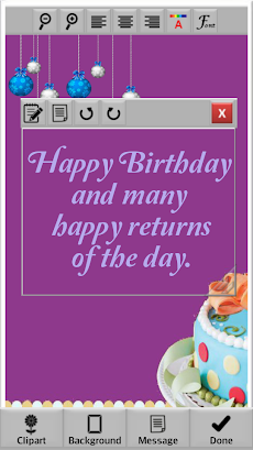 Greeting Cards Maker : Gallery for all occasionsのおすすめ画像4
