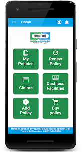 IFFCO Tokio – Customer App Download For Android and iPhone 1