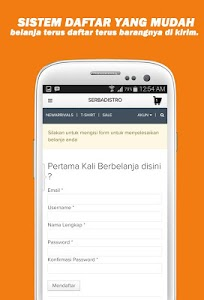 Serba Distro Indonesia screenshot 5