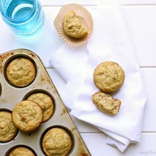 Banana Muffins Recipe {Gluten Free}
