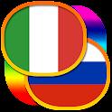 Русско-итальянский разговорник icon