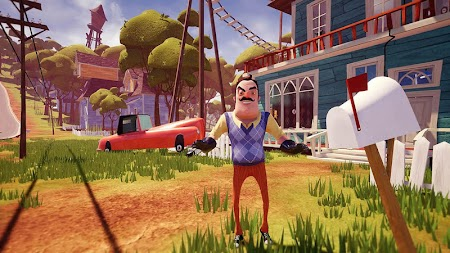 Hello Neighbor APK screenshot thumbnail 1