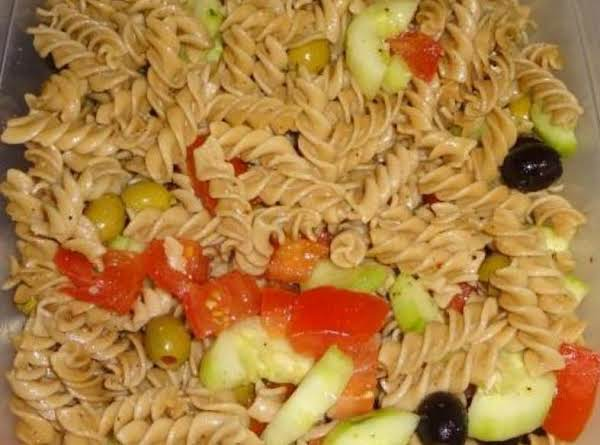 Pasta Salad By Gia