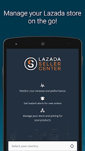 Lazada Seller Center- screenshot thumbnail