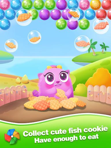 Bubble Cats - Bubble Shooter Pop Bubble Games 1.0.6 screenshots 8