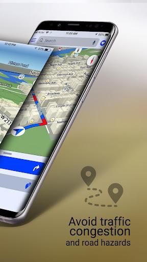 GPS Offline Maps, Directions - Explore & Navigate Apk 2